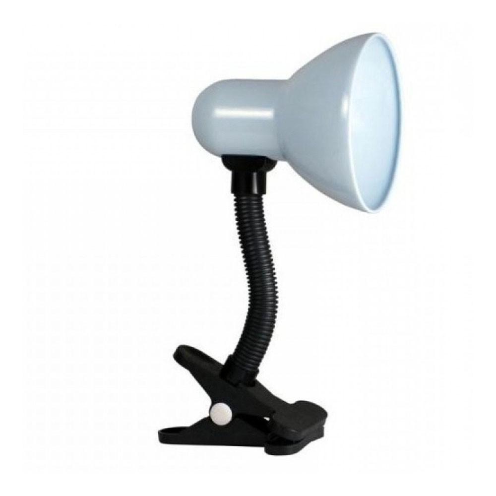 Luminaria Com Garra Mesa Articulavel Escritorio Iluminaçao Sala Trabalho Abajur