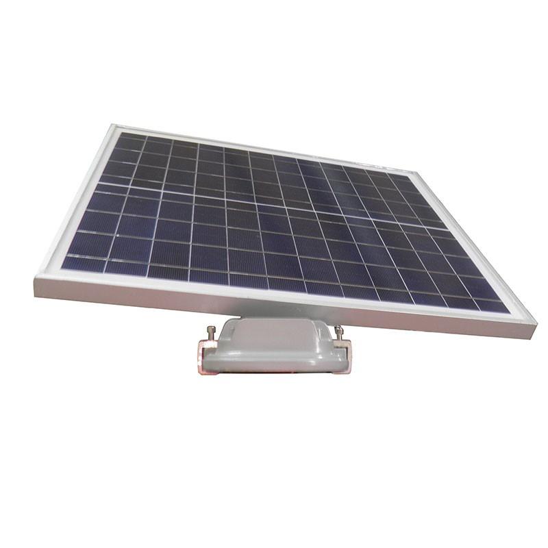 Luminaria Painel Solar Poste Led Rua 20w Jardim Bateria (31420)