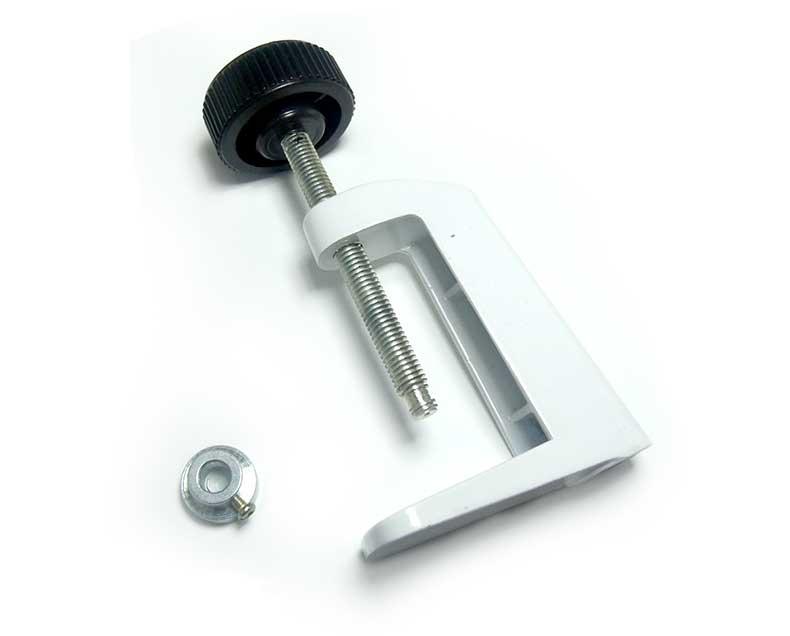 Lupa Luminária Led Estetica Articulável Vidro Óptico Giratório 220v (BSL-LUPA-2)