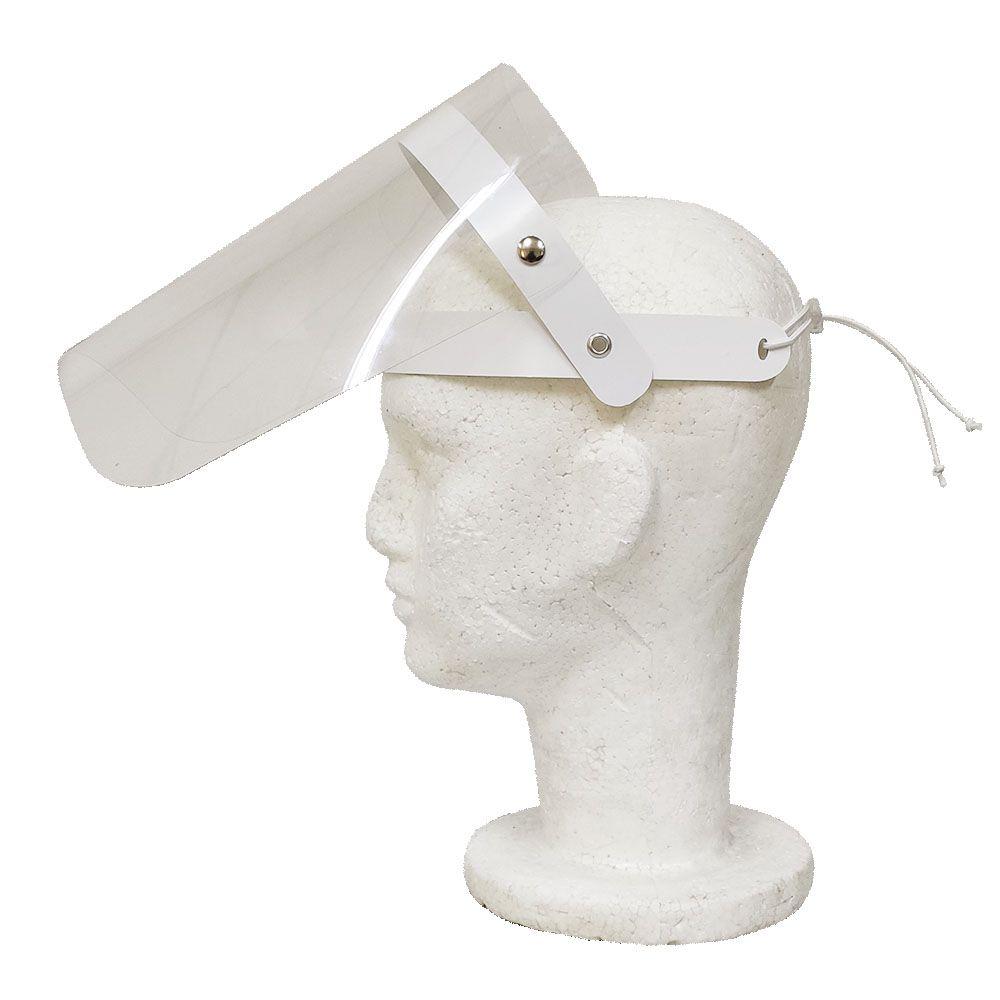 Mascara Face Shield Facial Protetor Viseira Ajustavel