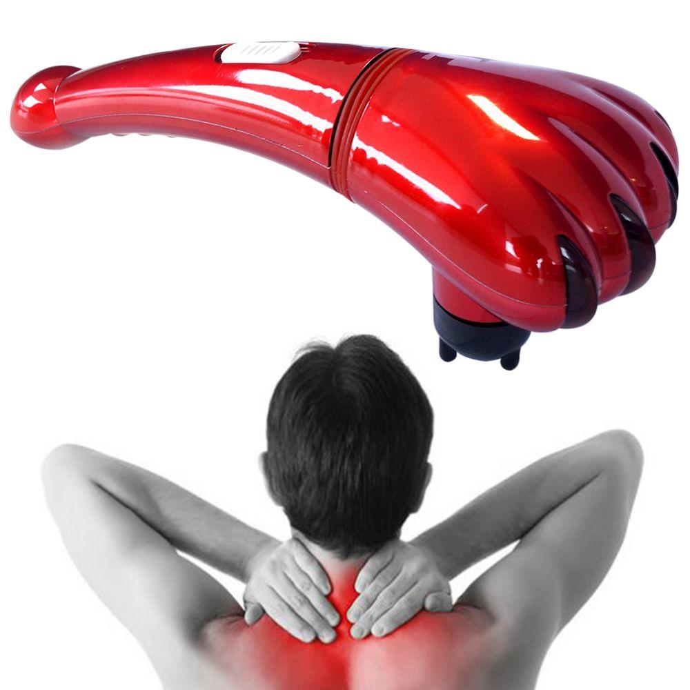 Massageador Corporal Pata Leao Eletrico Bateria Recarregavel Relax