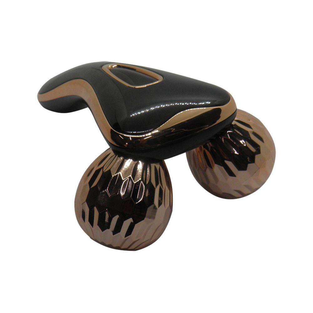 Massageador Facial e Corporal Manual Hidrata Ciclo Linfatico Saude e Beleza