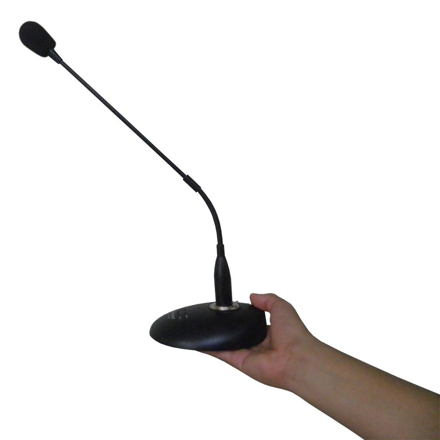 Microfone Flexivel De Mesa Com Base Reuniao Palestra (WG-801)