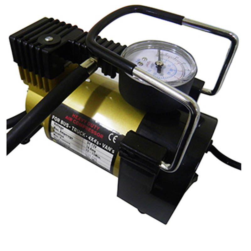 Mini Compressor de Ar Veicular Profissional Portatil 12V Carro (BSL-COMP-1)