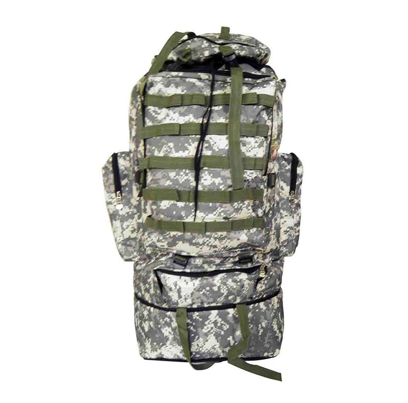 Mochila Camping Camuflada Militar 90 Litros Trilha Viagem (BSL-21296-6)