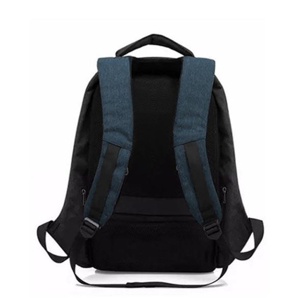Mochila Unissex Anti-furto Usb Laptop Ziper Escondido Ajuste (BSL-BOLSA-9)