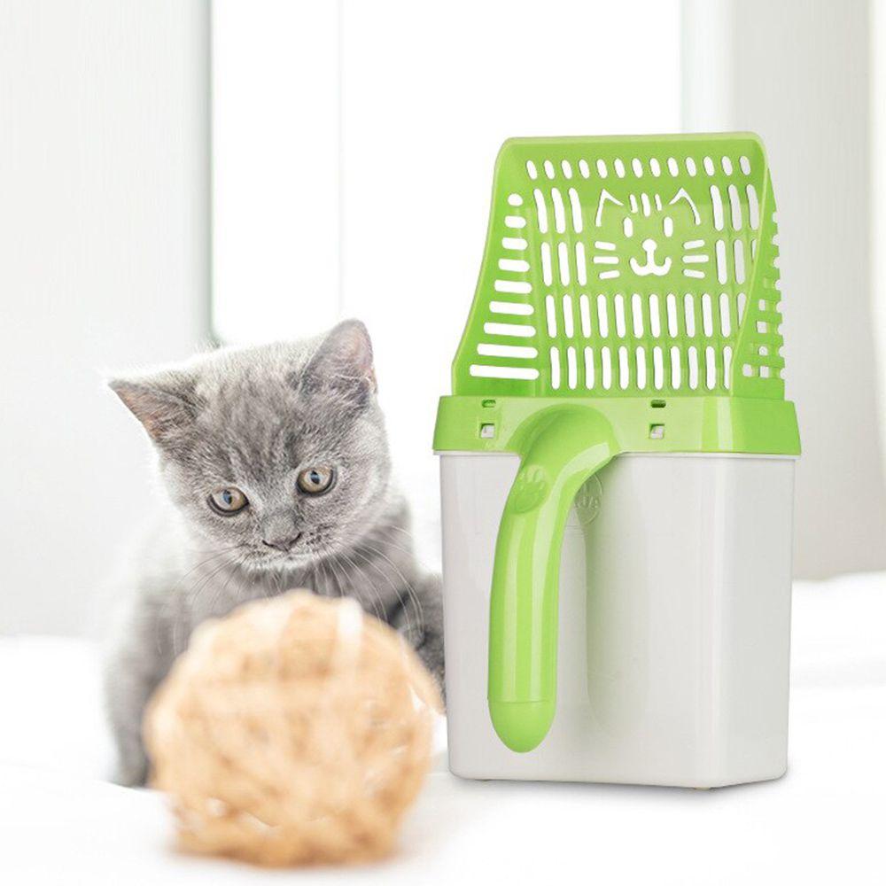 Pa Coletora Fezes Cachorro Gato Pazinha Pet Lixeira Peneira Areia Higienica