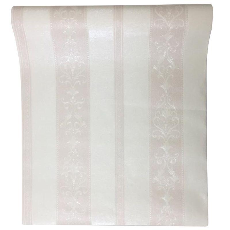 Papel De Parede Luxo Texturizado 10mx 53cm Lavavel Decorativo Kit 4 unid