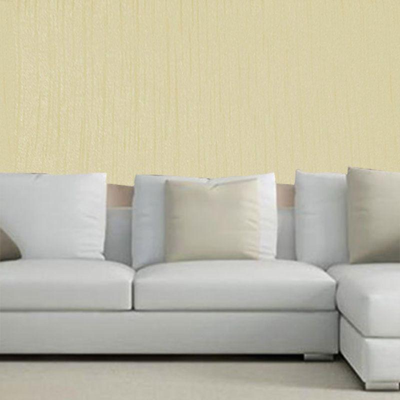 Papel Parede Texturizado Luxo Kit 4 Uni Lavavel Casa 10 metros x 53cm