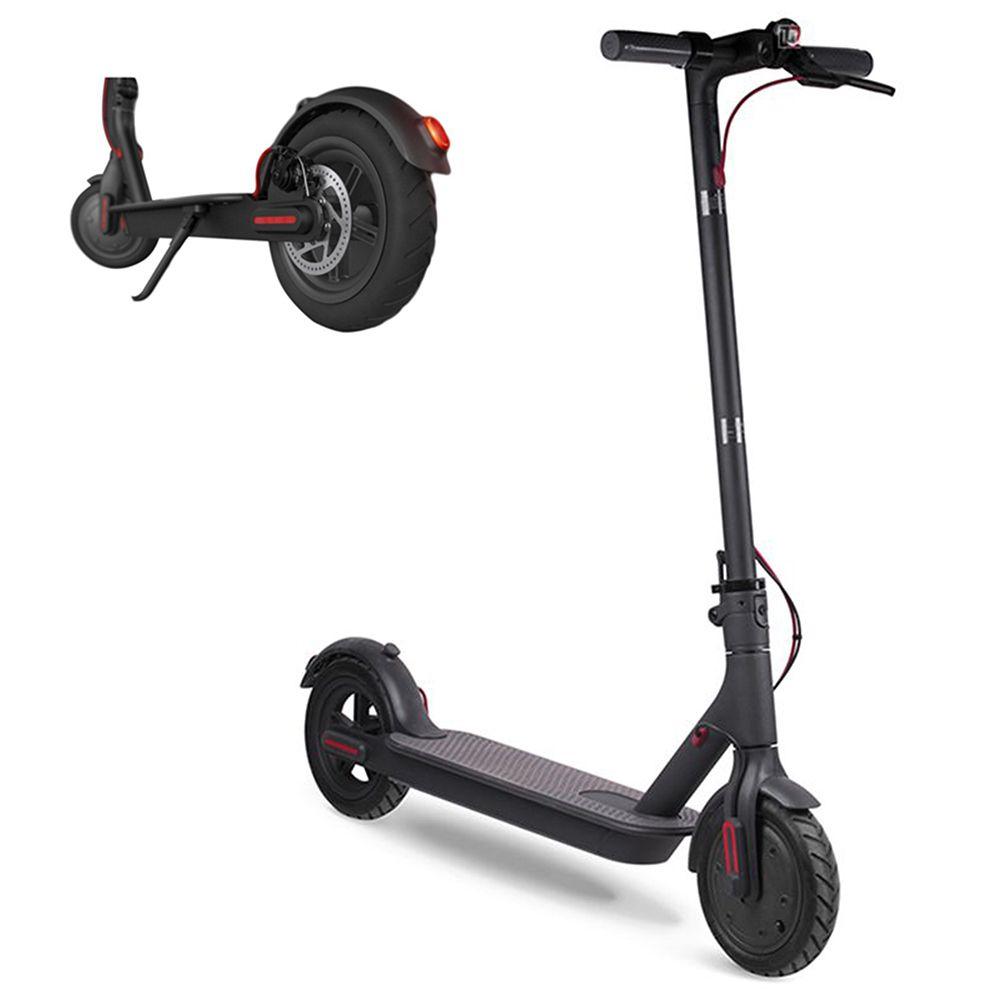 Patinete Adulto Eletrico Dobravel 8.5 Polegadas Asfalto Scooter
