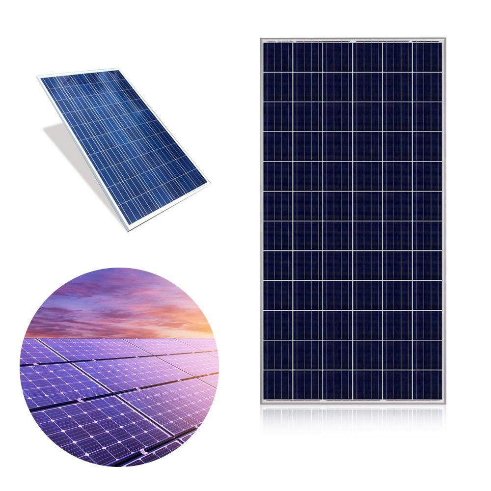 Placa Energia Solar 40w Celulas Fotovoltaica Eletricidade Potencia Painel