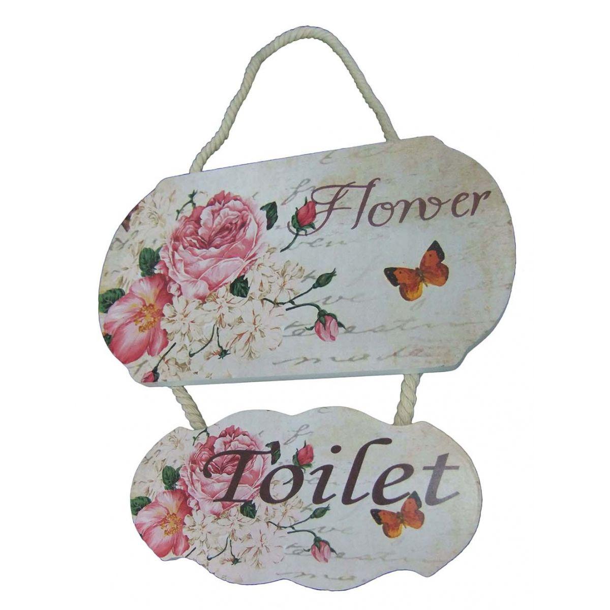 Placa Sanitario Banheiro Indica Enfeite Toilete Madeira Mulher (MAD  #7F4242 1200 1200