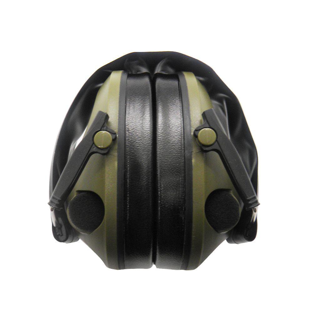 Protetor de Ouvido Abafador Redução Som e Ruidos Equipamento de Segurança