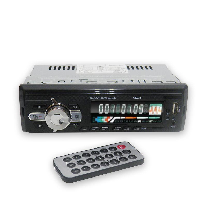 Rádio Automotivo Entrada Mp3 Bluetooth Pen Usb Sd Aux Fm Carro