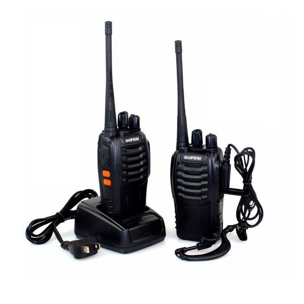Radio Comunicador Talkabout Walkie Talkie 16 Canais Galpao Empresa Loja Estoque Segurança