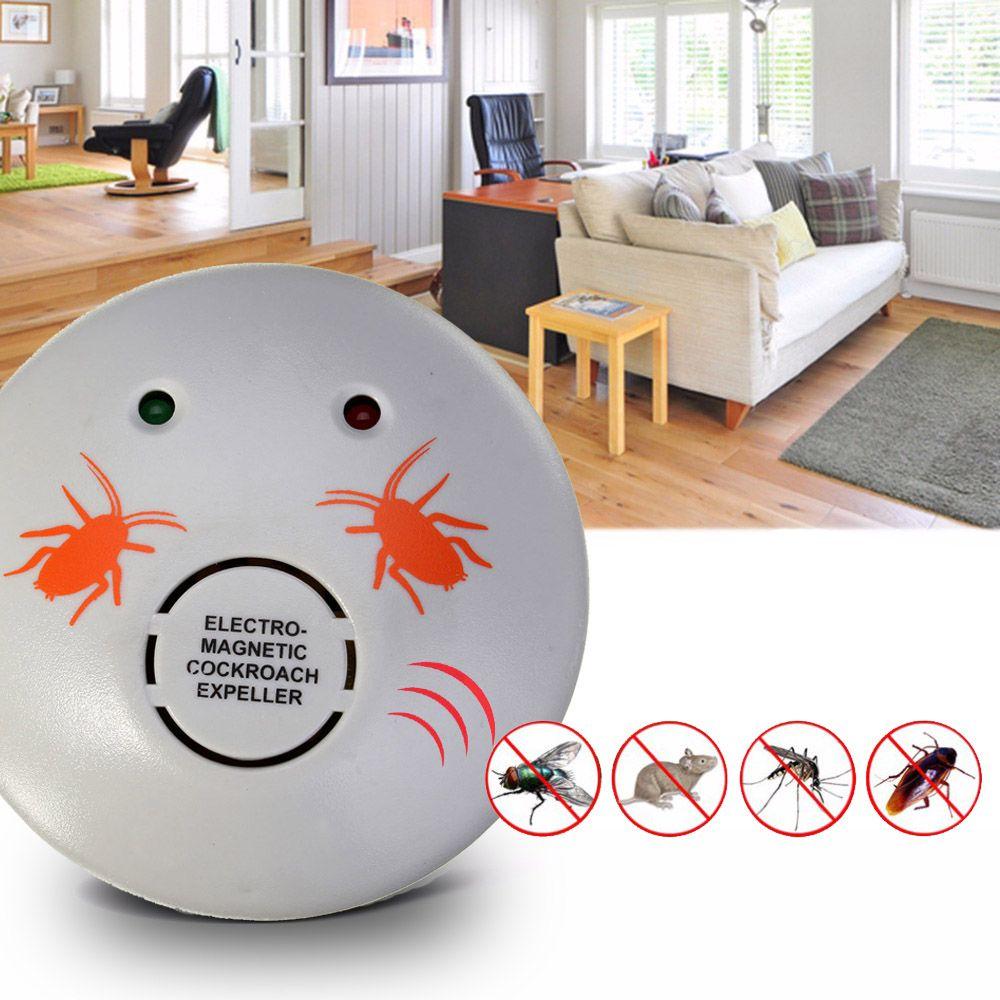 Repelente Barata Aranhas Eletromagnético Insetos Mosquitos