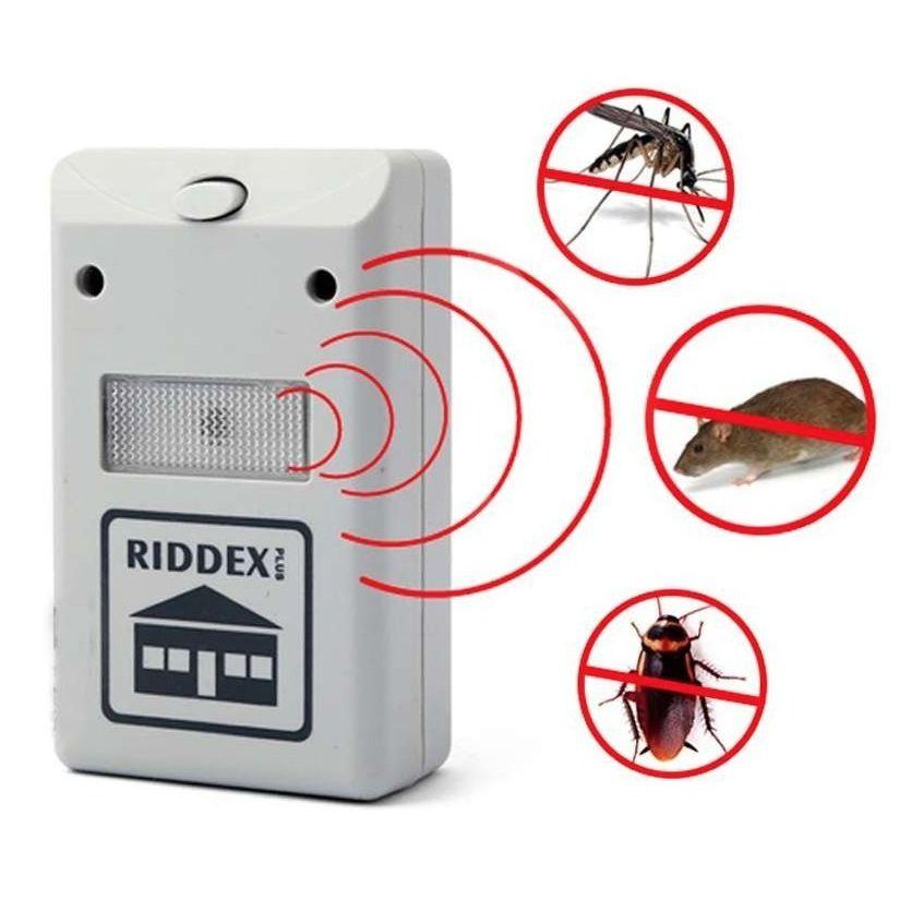 Repelente Eletronico Anti Inseto Mosquito Rato Barata Aranha