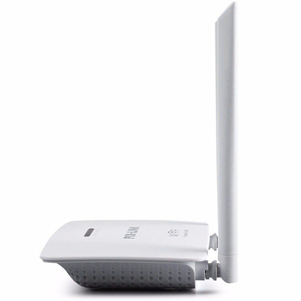 Roteador 2 Antenas Wireless 300mbps Internet 4 Portas Rede (LV-WR07)