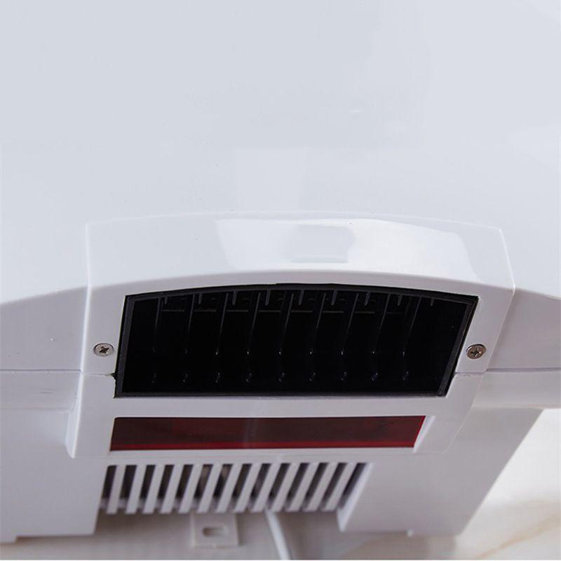 Secador Maos Eletrico Hotel Automatico Empresa Sensor Banheiro Restaurante 220v