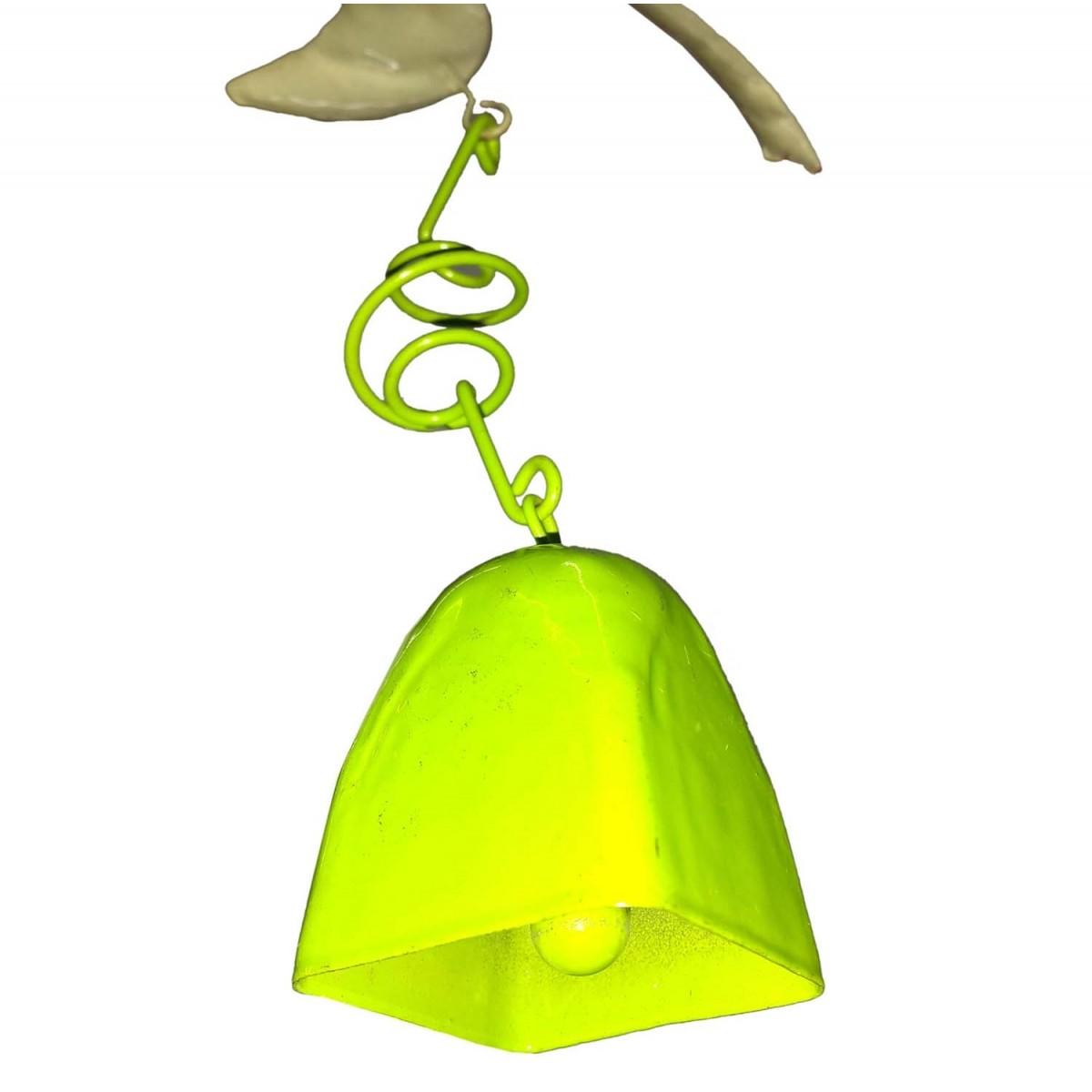 Sino Dos Ventos Metal Mini Bichos Borboleta  Para Jardim Kit Com 6 (jard-40)