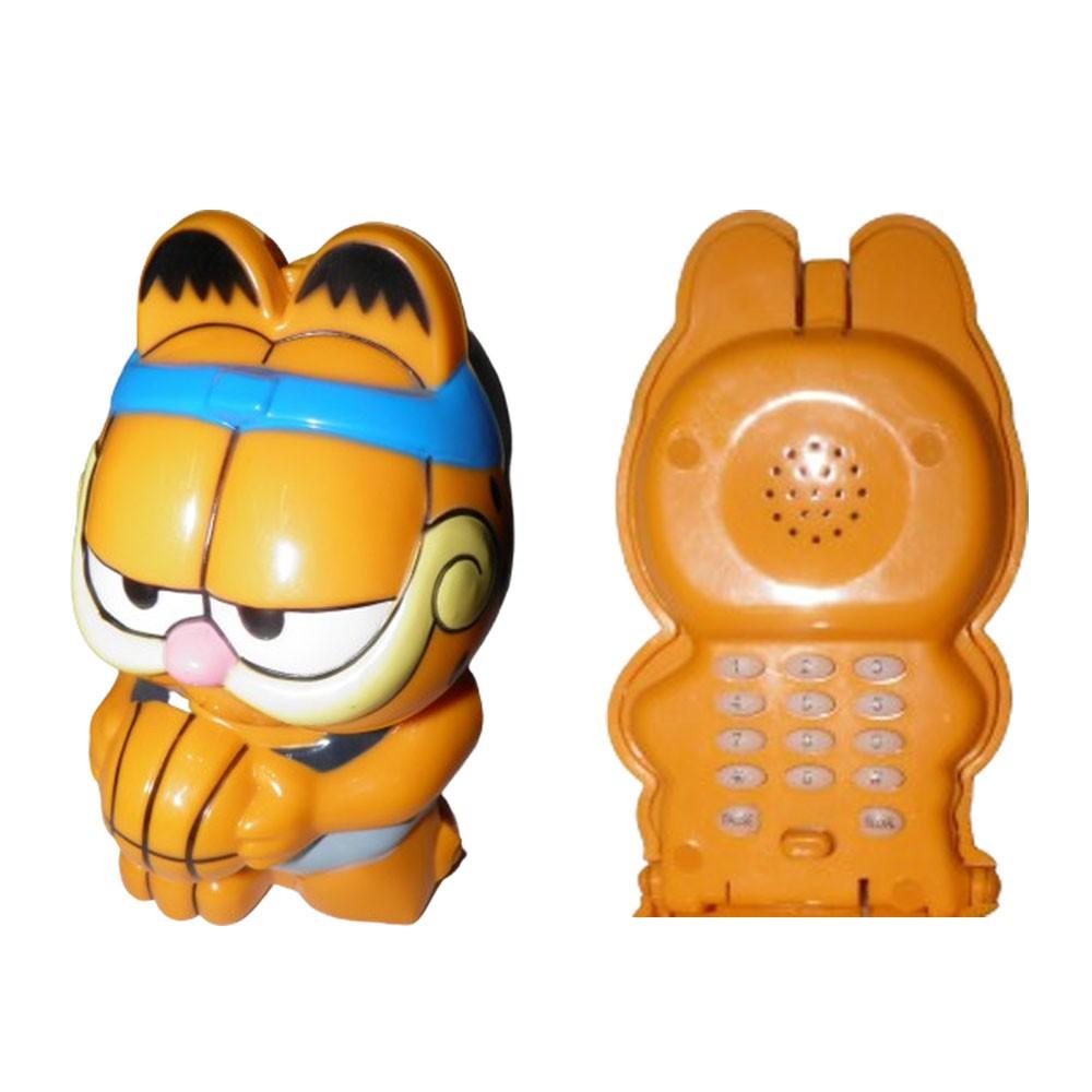 Telefone Gato Retro Desenho Animaçao Vintage Telefonia Decoraçao Coleçao Esportes Basquete