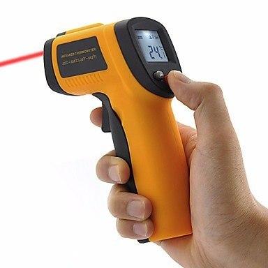 Termometro Laser Digital Infravermelho Temperatura (300-EN-01)