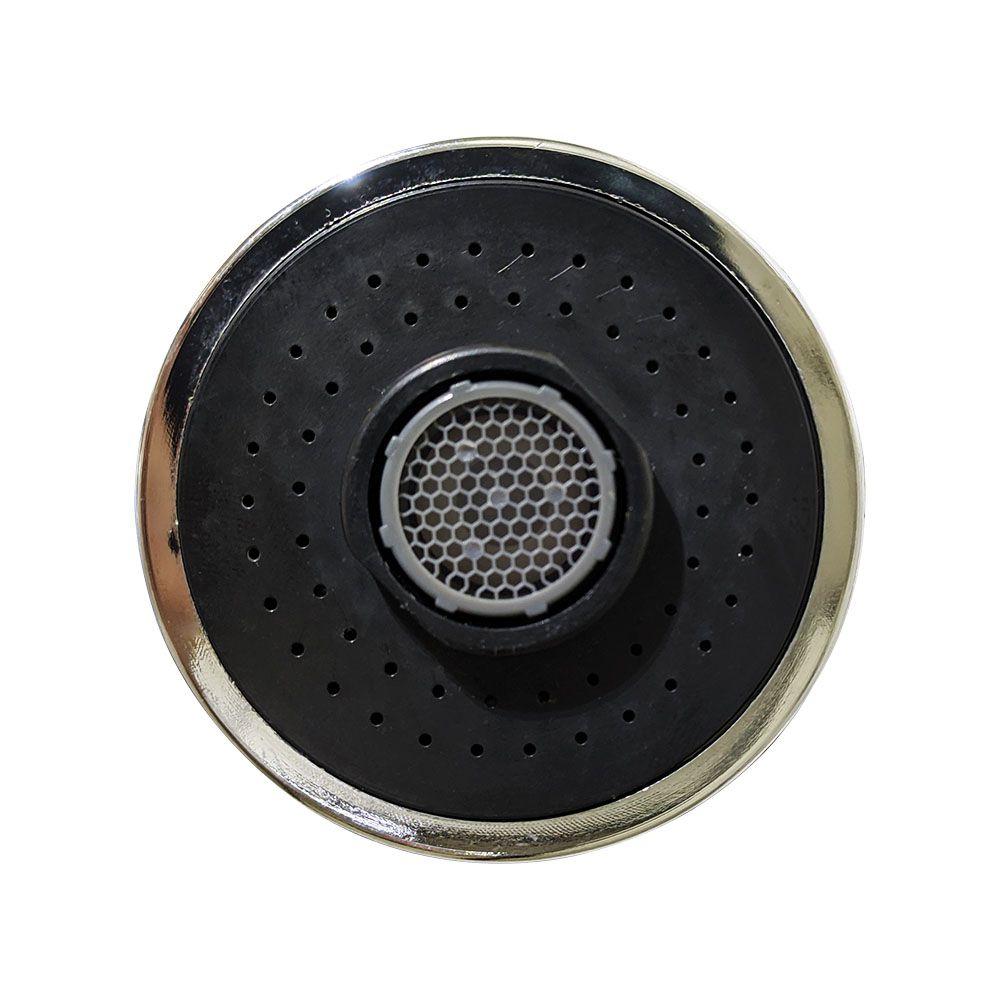 Torneira Silicone Flexivel Parede Articulado Cozinha Metal Cromado Gourmet