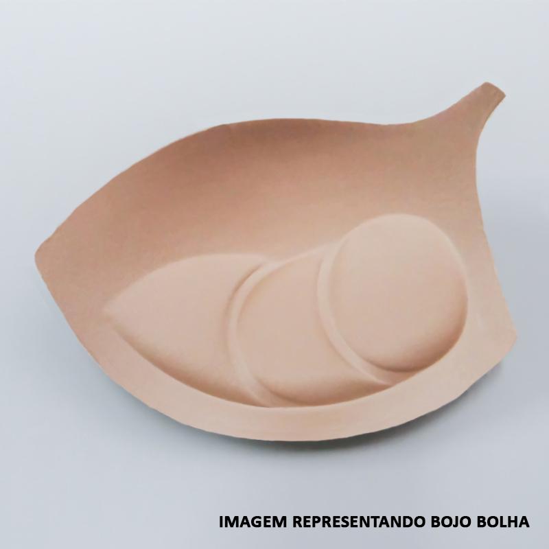 SUTIÃ ESTRUTURADO COM RENDA, BOJO E BOLHA