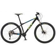 Bicicleta GT - Avalanche Elite 2019 - Preta / Amarela / Azul