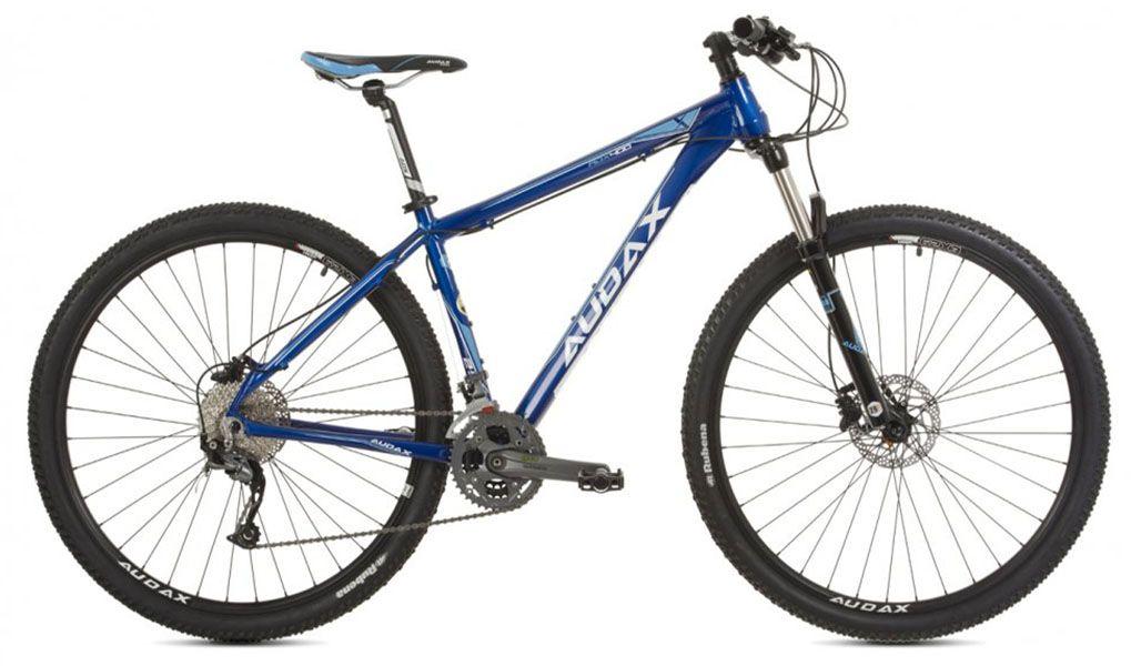 Bicicleta Audax - ADX400 - 29 x 19 - Azul / Branca