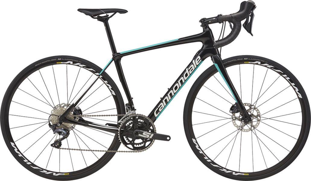 Bicicleta Cannondale - Synapse Carbon Disc Ultegra - 2018 - Feminina