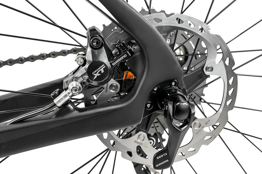Bicicleta Oggi - Agile Pro Team - Preta / Verde + Brinde