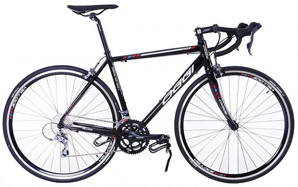 Bicicleta Oggi - Velloce 300 - Preta + Brinde