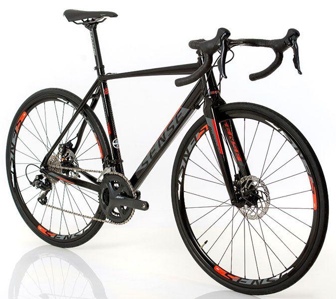 Bicicleta Sense - Criterium 2018 - Alumínio