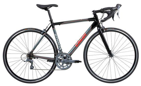 Bicicleta Caloi - Strada 2017 - Preta / Cinza