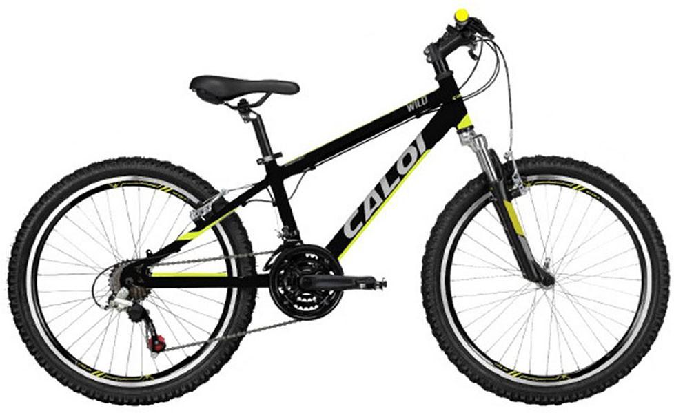 Bicicleta Caloi Wild 2018 - Aro 24