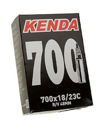 Câmara de Ar - Kenda - 700 X 18/23C - 48 mm