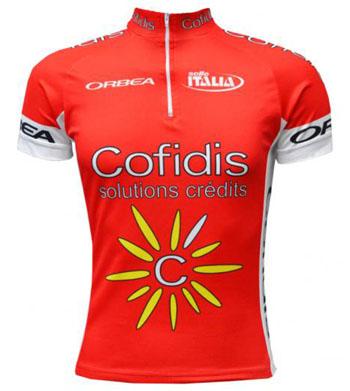Camisa ERT Cofidis - Tam M