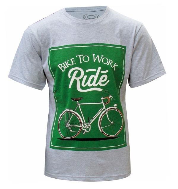 Camisa Marciomay Sports - Bike to Work Ride