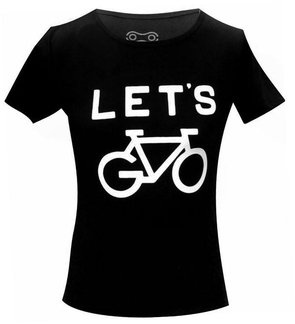 Camisa Marciomay Sports - Let's Go - Feminina