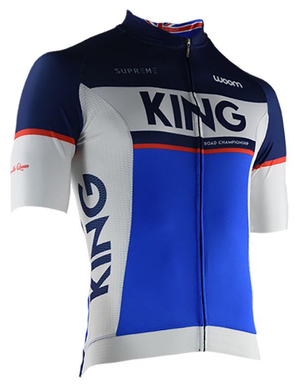 Camisa Woom Supreme - King - 2018