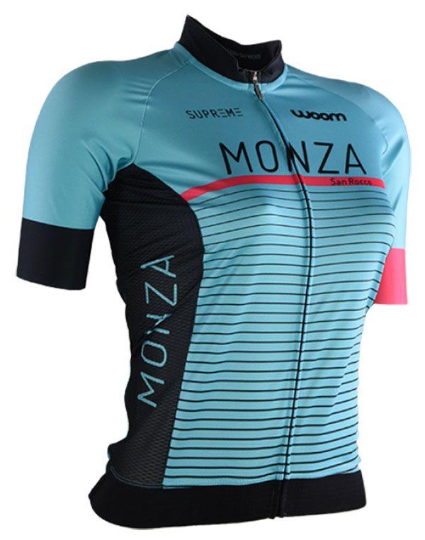 Camisa Woom Supreme - Monza - 2018 - Feminina - Bike Life 8c13fd09ae723
