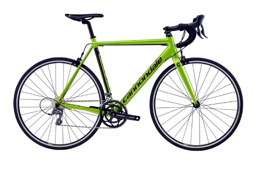 Cannondale CAAD OPTIMO 54 speed verde claro