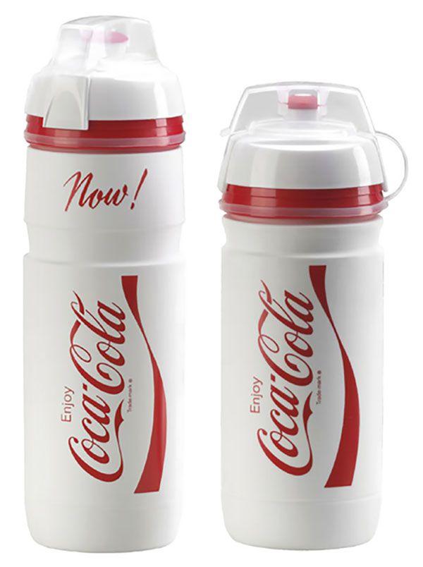 Caramanhola Elite Corsa - Coca-Cola - Branca
