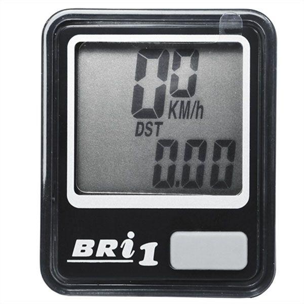 Ciclocomputador Echowell - Bri1 - 5 Funções