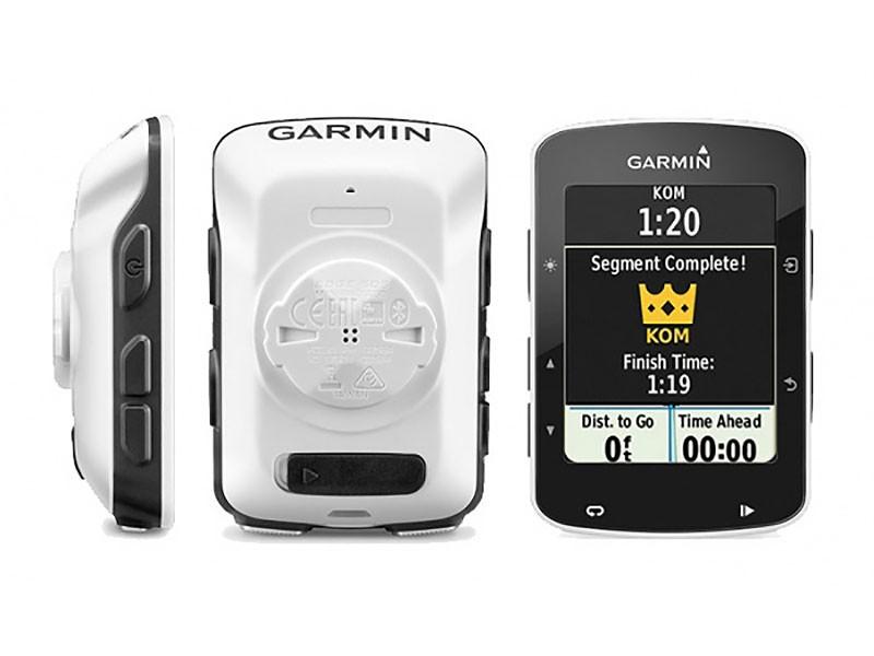 GPS Garmin - Edge 520 - Bundle