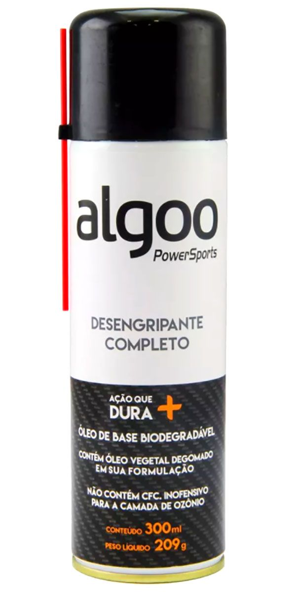 Desengripante Algoo - Spray - 300 ml