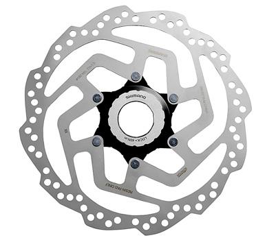 Disco / Rotor de Freio - Shimano RT10 - 160 mm - CL
