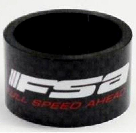 Espaçador FSA para espiga\caixa de direção 20 mm preto