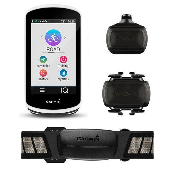 GPS Garmin - Edge 1030 - Bundle